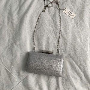 New sparkly clutch